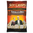 Newman's Own Soy Crisps White Cheddar