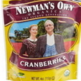 Newman's Own Organic Cranberries