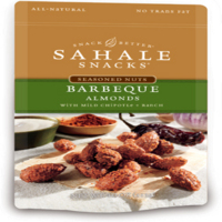 Sahale Snacks Barbeque Almonds