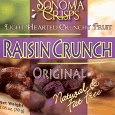Sonoma Crisps Raisin Crunch