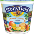 Stonyfield Farm Organic Mango Honey Yogurt