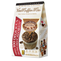 Vitalicious Deep Chocolate VitaMix (Muffin Mix)
