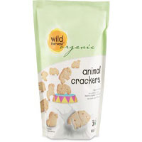 Wild Harvest Organic animal crackers