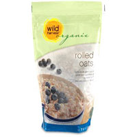 Wild Harvest Organic rolled oats