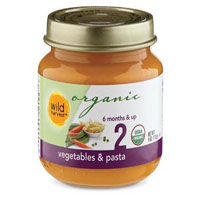 Wild Harvest Organic vegetable soup