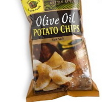 Good Health Natural Foods Olive Oil Potato Chips
