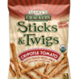 Mary's Gone Crackers Organic Sticks & Twigs Chipotle Tomato