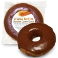Simply Scrumptous Fit & Flavorful Fat Free Chocolate Covered Donut