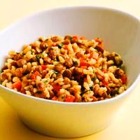 Rice and Lentil Salad
