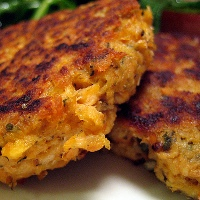 Scrumptious Salmon Patties