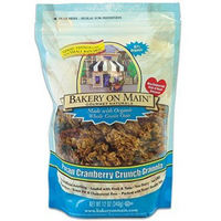 Bakery on Main Pecan Cranberry Crunch Granola