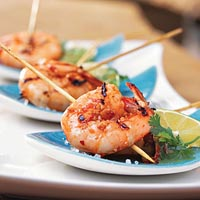 Slammin' Marinated Shrimp